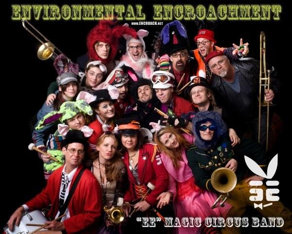 the pleasure circus band