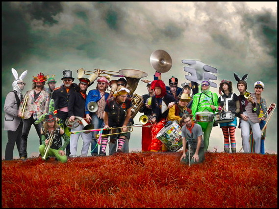 environmental encroachment artist marching band