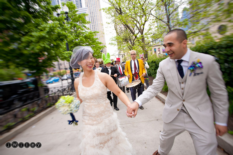 Chicago Wedding Band EE
